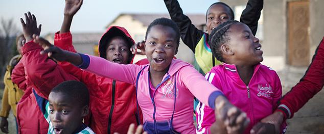 Sydafrika, SOS Barnbyar
